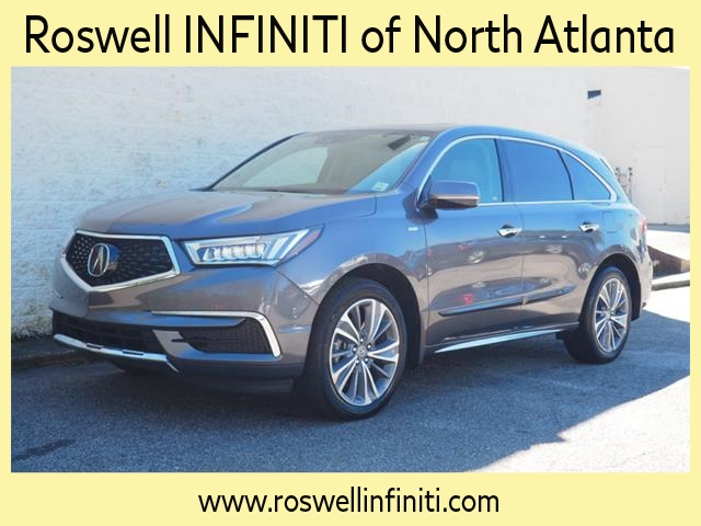 Pre-Owned 2017 Acura MDX Sport Hybrid 3.0L