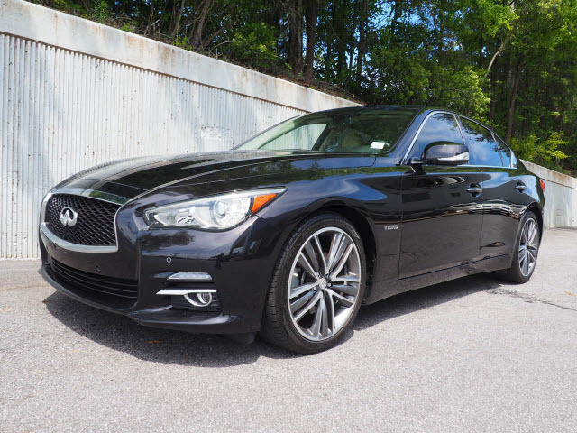 Certified Pre Owned 2016 Infiniti Q50 Hybrid