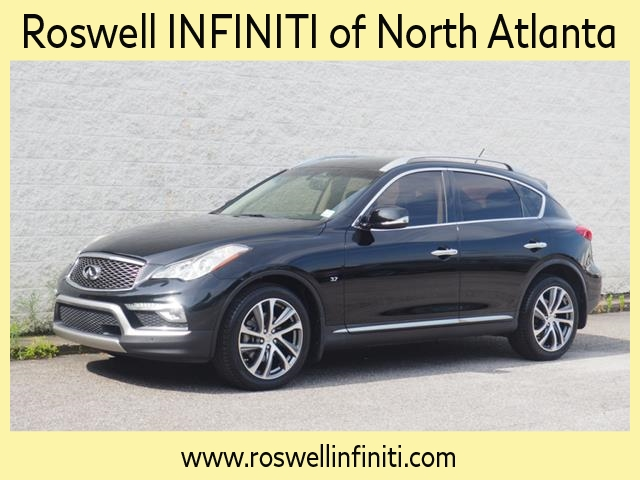 Certified Pre-Owned 2017 INFINITI QX50 CERTIFIED