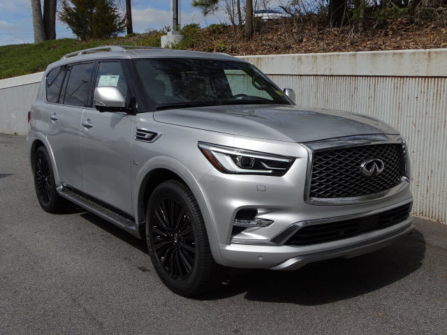 New 2019 Infiniti Qx80 Limited 4wd Suv In Roswell Rx89063 Roswell