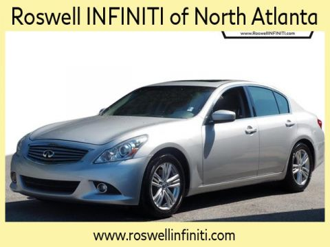 Infiniti Cars For Sale >> Used Infiniti Cars For Sale In Atlanta Ga Roswell