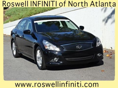 Certified Pre-Owned 2015 INFINITI Q40