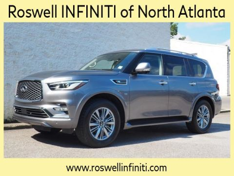 New Infiniti Qx80 Suv For Sale In Roswell Roswell Infiniti Of