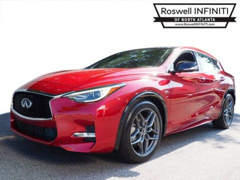 Certified Pre-Owned 2019 INFINITI QX30 Sport