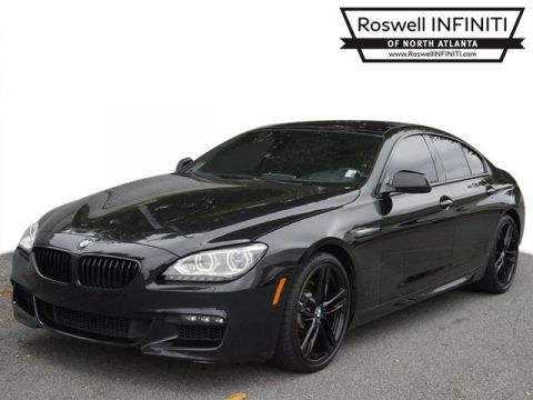 Pre-Owned 2014 BMW 6 Series 640i Gran Coupe